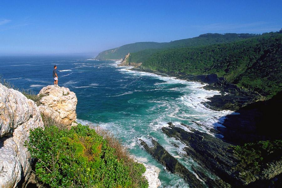Garden Route - scenic coast