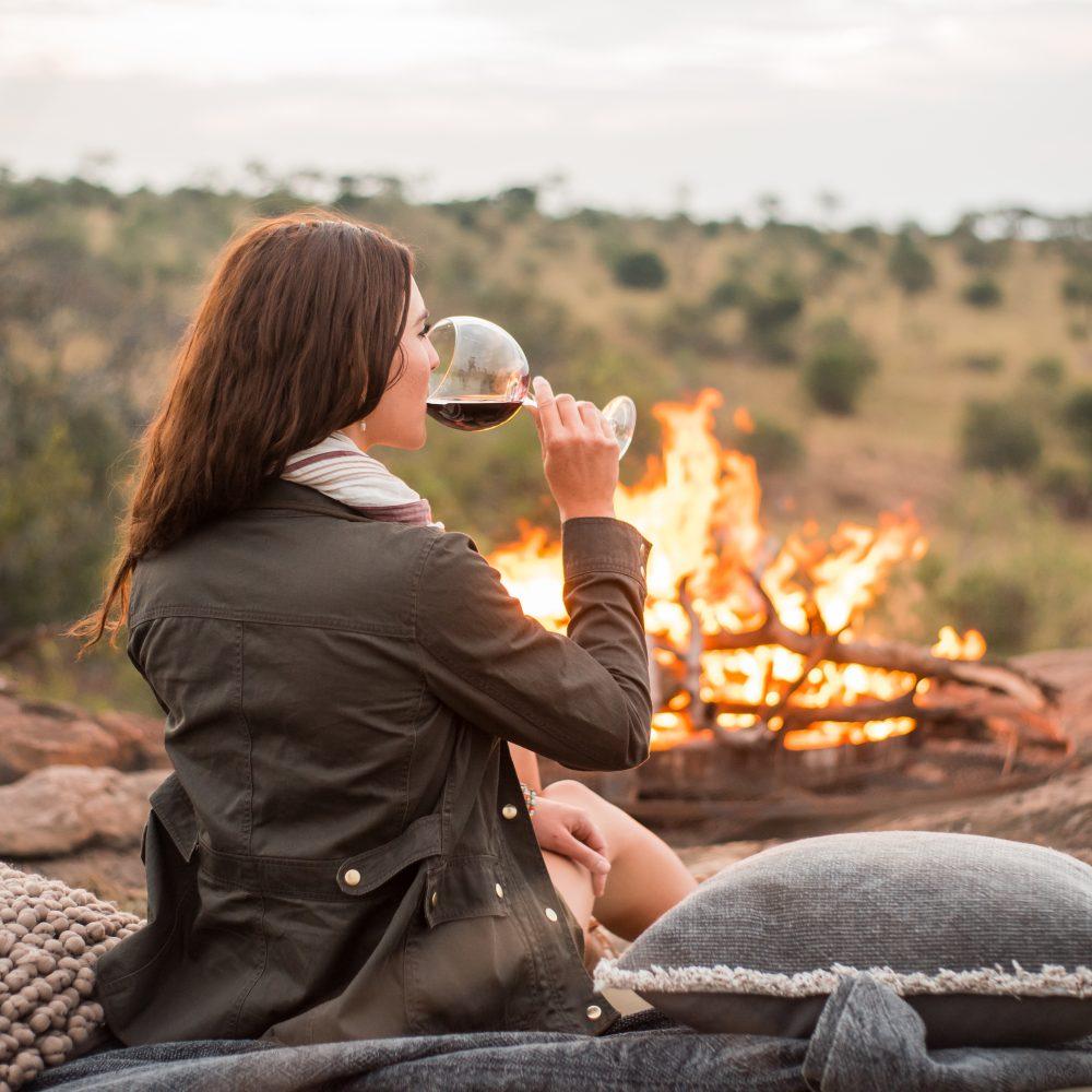 Nimali Mara luxury tented lodge in Kenya