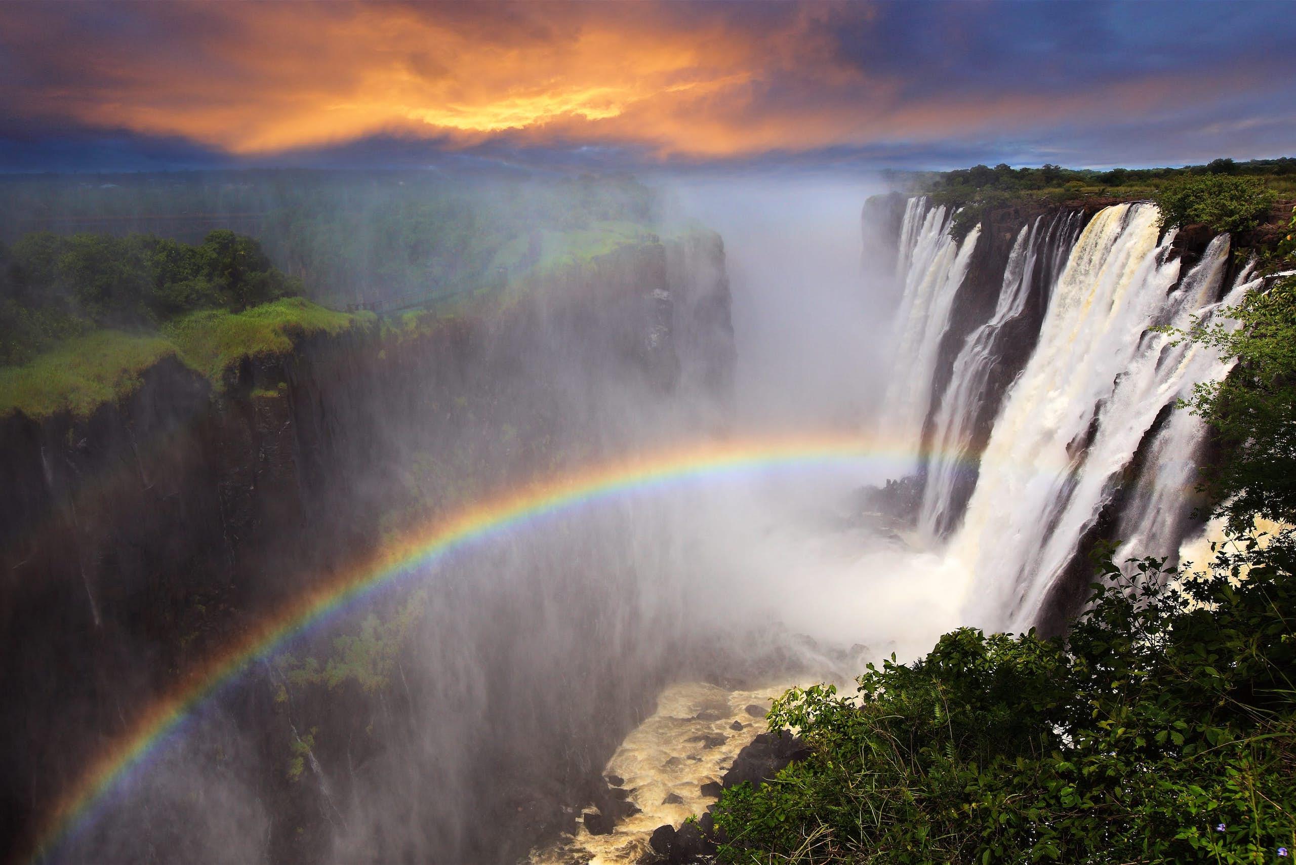 African Safari & Victoria Falls