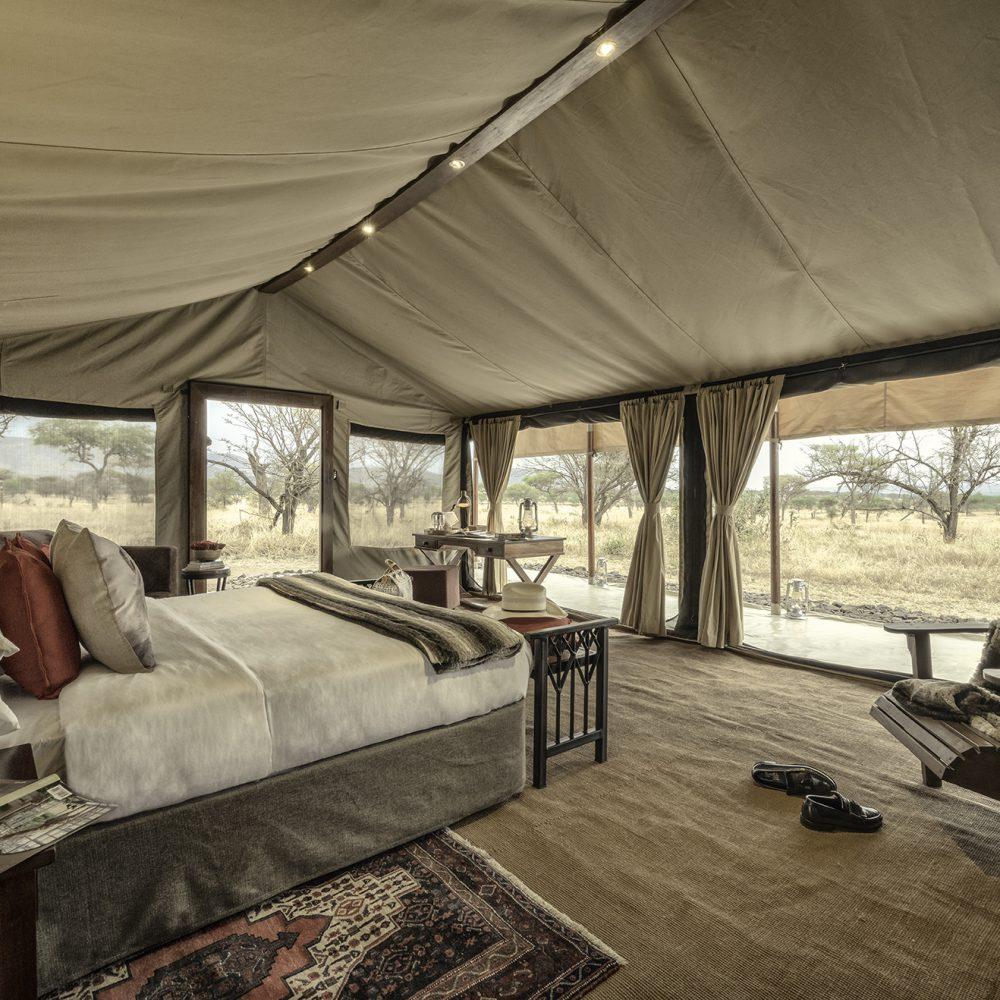 Nimali Central Serengeti luxury tented lodge