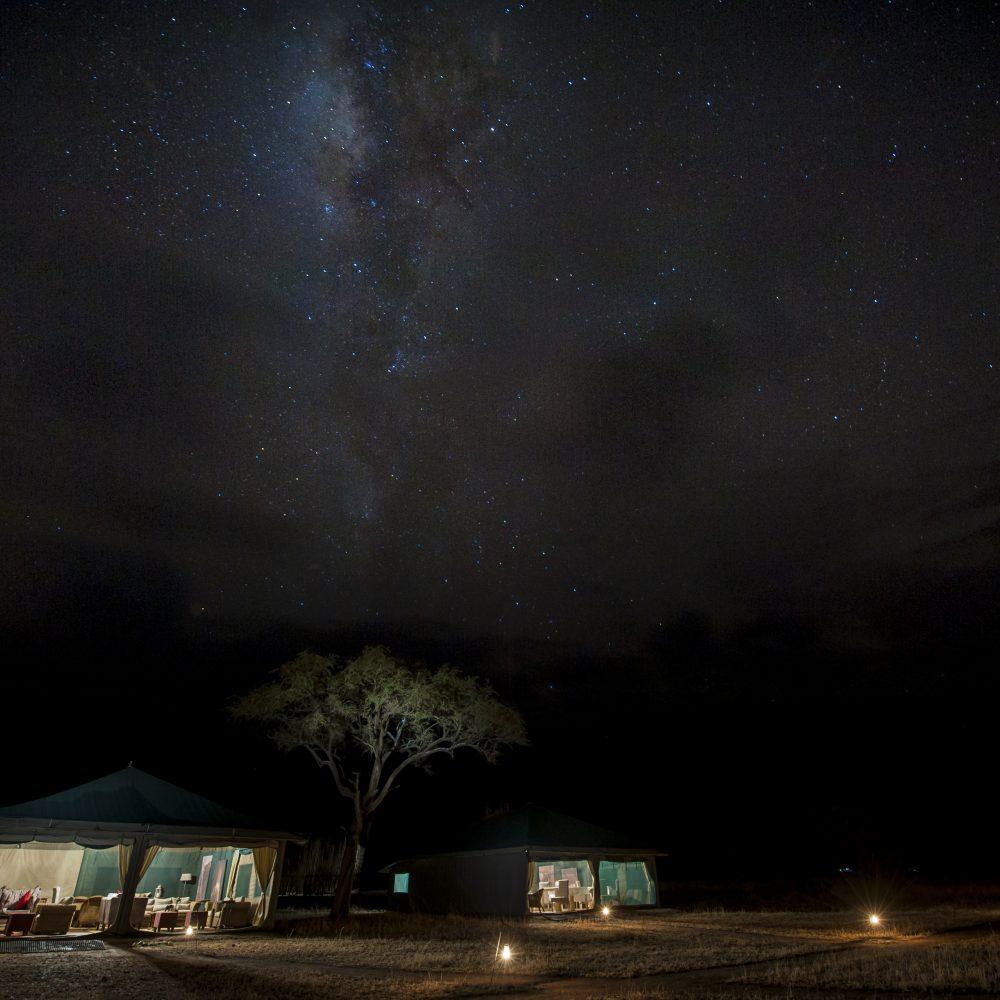 Nimali Central Serengeti in Tanzania