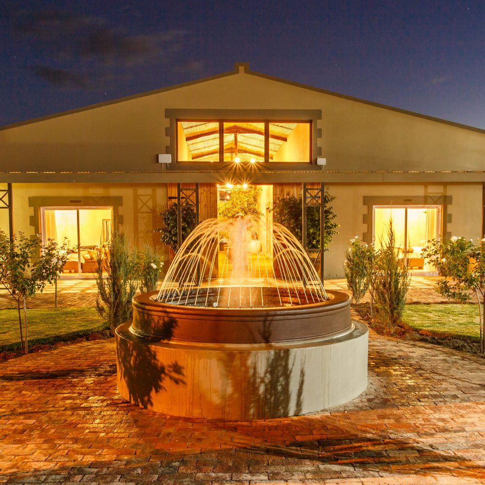 Surval Boutique Hotel in Oudtshoorn