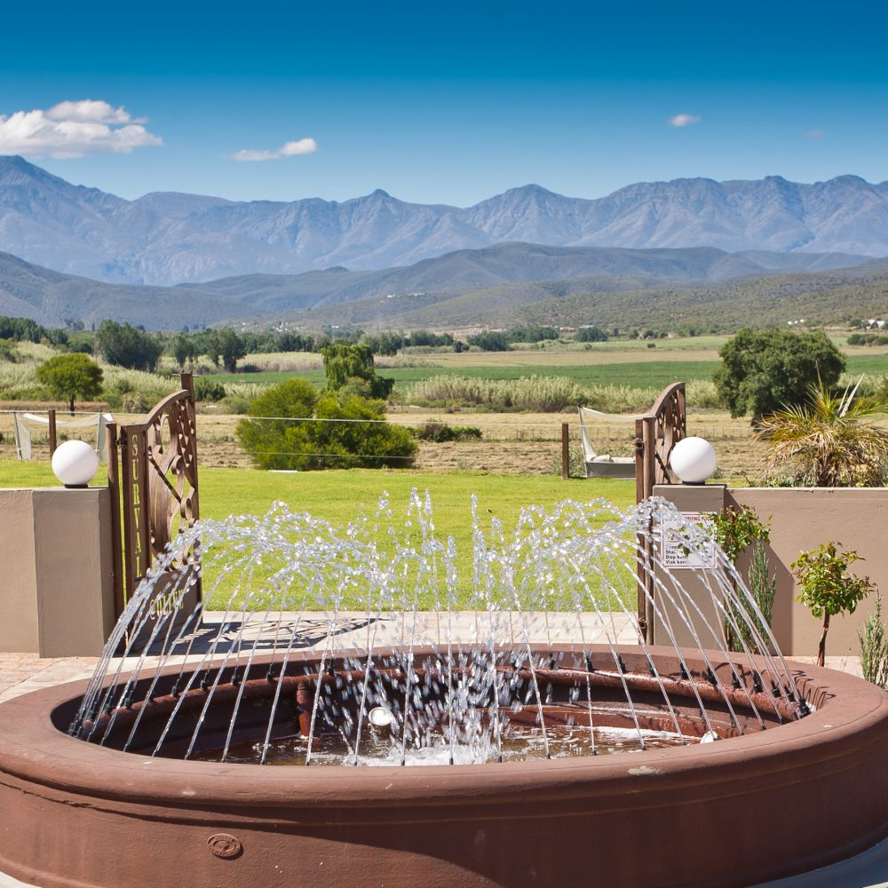Surval Boutique hotel Garden Route